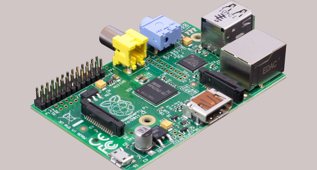Raspberry Pi 2 Single Board Computer