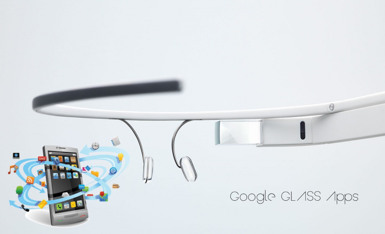 Google Glass Colby With Apps