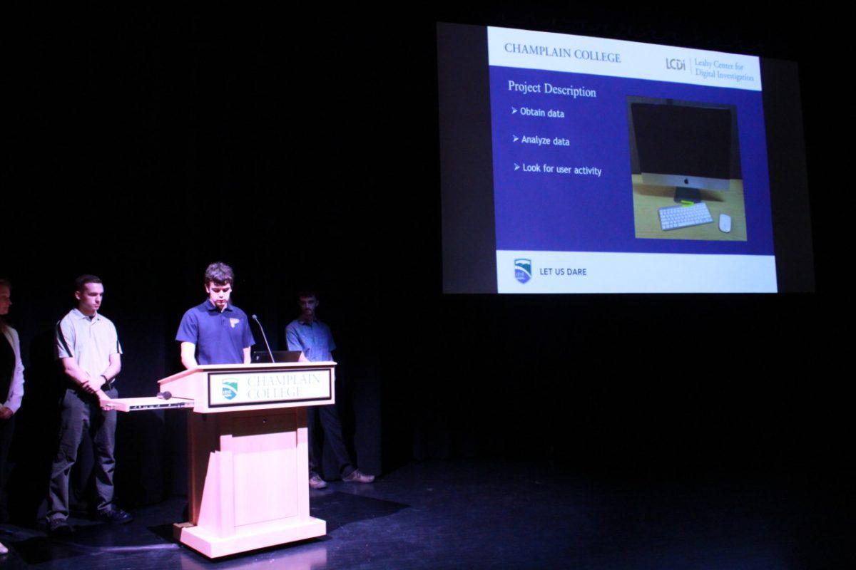 LCDI presentations Champlain College