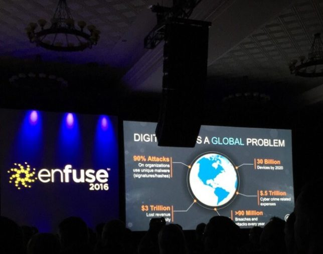 enfuse 2016 keynote speech