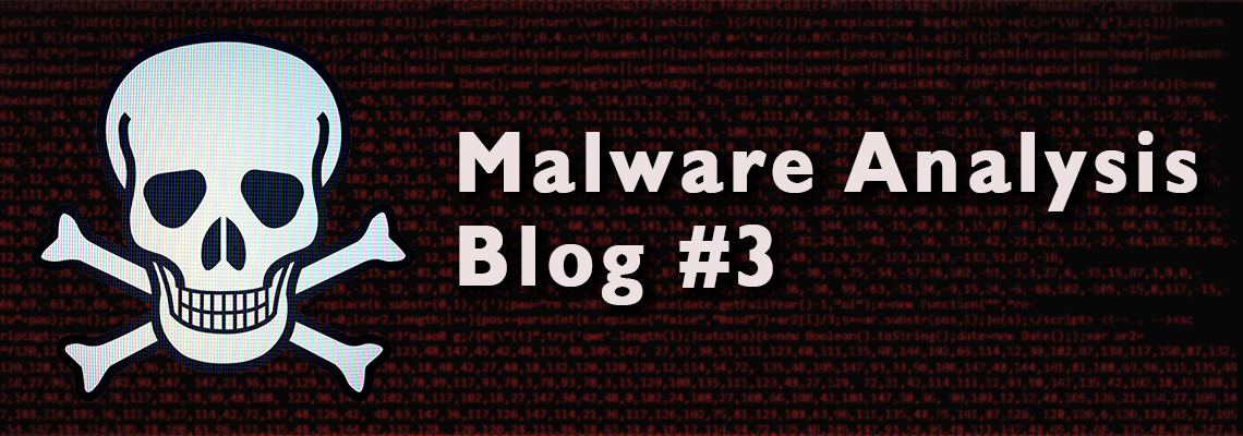 Malware Blog 3
