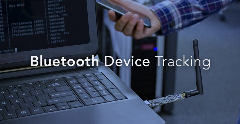 bluetooth tracking