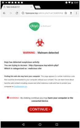 Dojo Malware