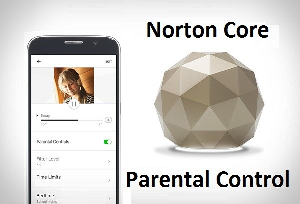 Norton Core Parental Controls